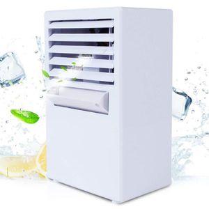 PURIFICATEUR D'AIR Ventilateur Refroidisseur D'air Climatiseur Mobile