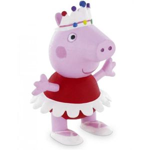 FIGURINE - PERSONNAGE Personnage miniature en PVC Peppa Pig - Rose