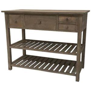 Table de drapier achat vente table de drapier pas cher for Table de drapier ancienne