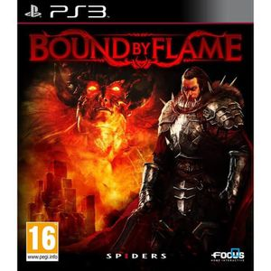 JEU PS3 BOUND BY FLAME [IMPORT ALLEMAND] [JEU PS3]