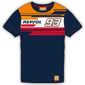 TSHIRT - POLO T-shirt Dual Repsol Marquez 93 Enfant