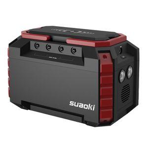 ALIMENTATION SOUDAGE Suaoki S270 150Wh Portable Source d'Alimentation S