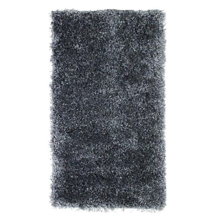 Intérieur - 60x110 cm - S - Aspect laineux - Gris bleuTAPIS - DESSOUS DE TAPIS