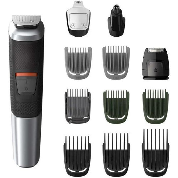 PHILIPS MG5740/15 Tondeuse Multi-Styles - Barbe, cheveux et corps