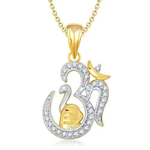 Womens Gold-plated Pendant For Gold-gp137 LM41X