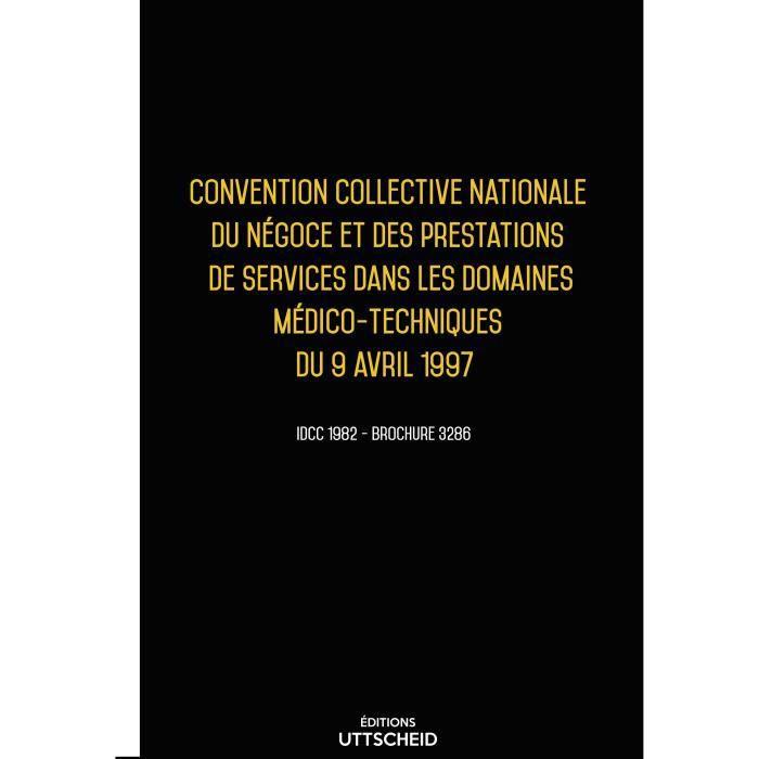 Convention Collective Nationale Prestations De Services Dans Les