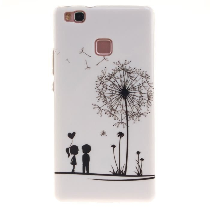 coque huawei p9 lite amour