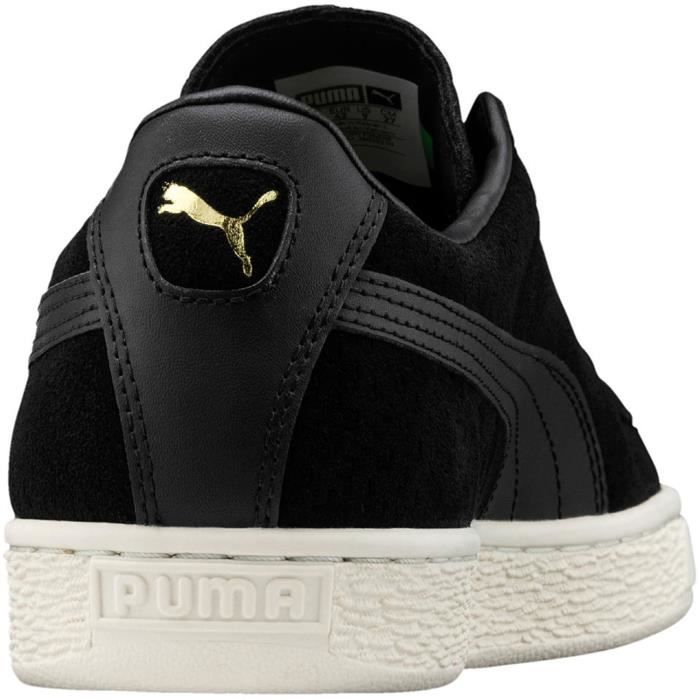 Women's Taille An104 Puma 41 Perforation A0quz8 Sneakers Classic Suede 4L3c5ARjq