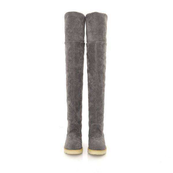 Hot New Style Femmes Hiver chaud Bottes neige plat mat accrue à l'intérieur Bottes femmes de grande taille & # 39; Les KCgnT6naL9