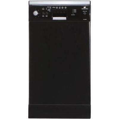 CONTINENTAL EDISON CELV1048B8 - Lave vaisselle posable -  10 couverts - 48 dB - A+ - Larg 45 cm - No