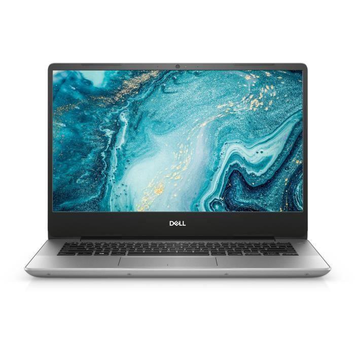 Dell pc portable inspiron 14 5485 14 fhd amd ryzen 5 3500u ram 8go stockage 512go ssd amd radeon vega 8 windows 10
