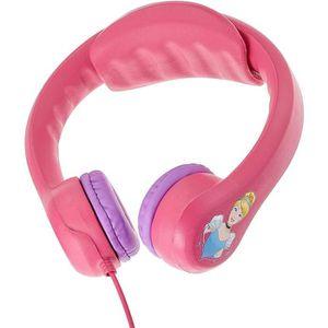 Casque audio flexible et incassable Disney Princess
