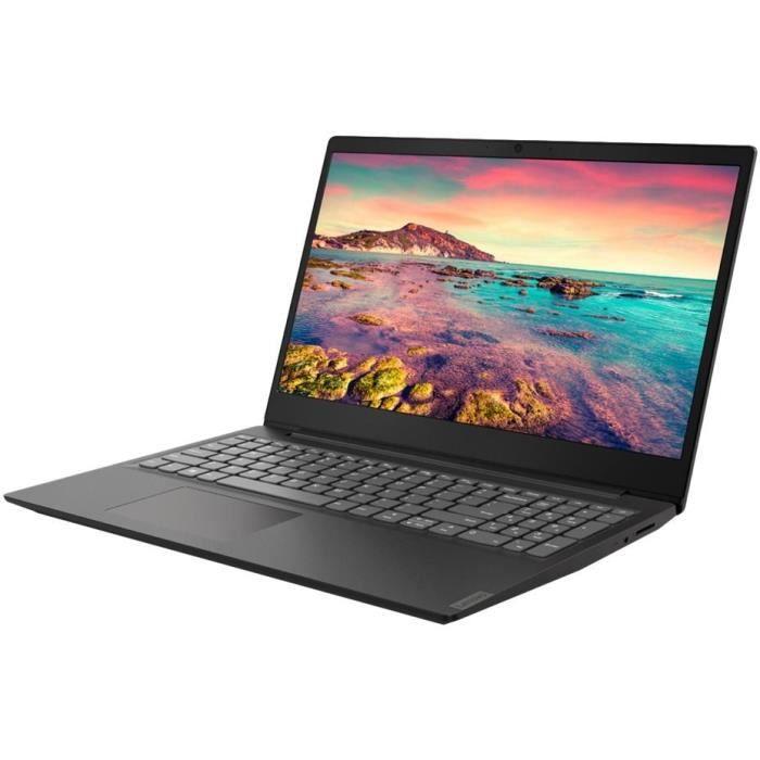 """Ordinateur Ultrabook - LENOVO Ideapad S145-15AST - 15,6"""" FHD - AMD A9-9425 - RAM 4Go - Stockage"""