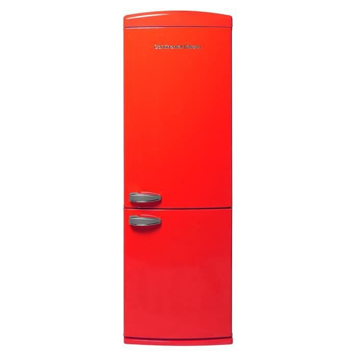 Continental Edison CEFC318RV - Réfrigérateur congélateur bas - 318L (228+90) - Froid statique - A+ -