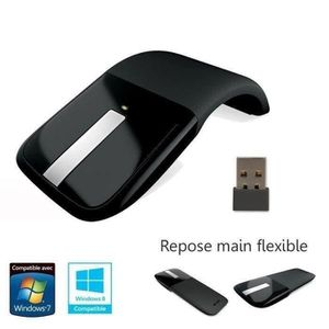 SOURIS Microsoft Arc Touch Mouse Noire