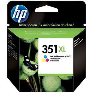 CARTOUCHE IMPRIMANTE HP 351XL cartouche d'encre trois couleurs grande c