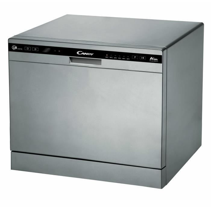 Candy Cdcp 8 Es Candy Cdcp 8 E Lave Vaisselle Compact 8 Couverts A Silver