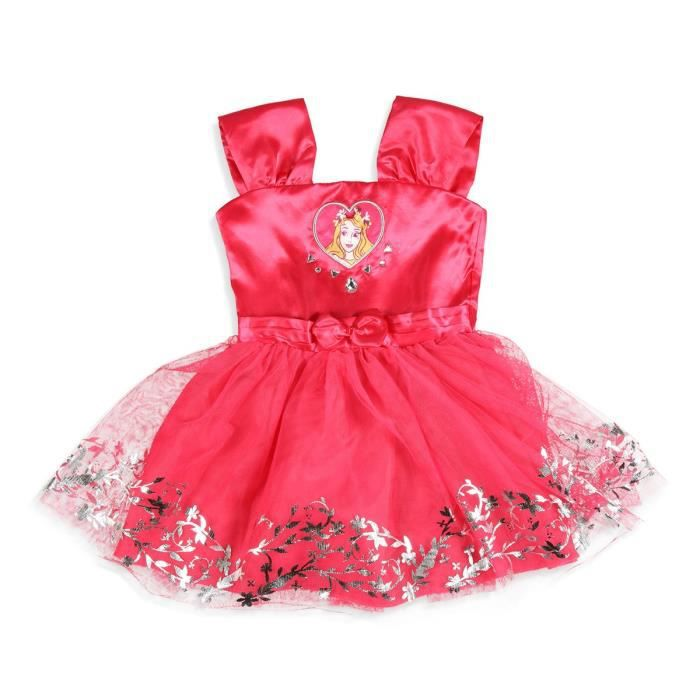 Princesse disney robe rose
