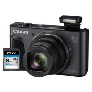 APPAREIL PHOTO COMPACT Canon SX730HSBK Appareil photo numérique compact 2