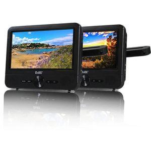LECTEUR DVD PORTABLE D-JIX PVS 706-70DP Lecteur DVD portable 7