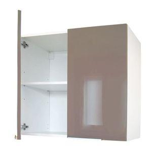 meuble cuisine taupe achat vente meuble cuisine taupe pas cher soldes d s le 10 janvier. Black Bedroom Furniture Sets. Home Design Ideas