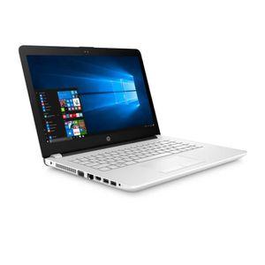 ORDINATEUR PORTABLE HP PC PORTABLE -14-BS008NF-14