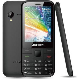 Téléphone portable Archos F28 Noir