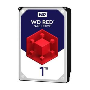 DISQUE DUR INTERNE WD Red 1To 64Mo 3.5    WD10EFRX
