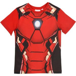 bf3b42785bee5 T-SHIRT AVENGERS CLASSIC T-shirt manches courtes Sublime D ...