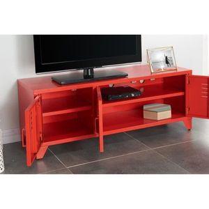 meuble industriel achat vente meuble industriel pas cher cdiscount. Black Bedroom Furniture Sets. Home Design Ideas