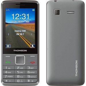 Téléphone portable Thomson Tlink 28+ Silver