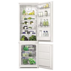 RÉFRIGÉRATEUR CLASSIQUE FAURE FBB28468SV - Réfrigérateur congélateur bas e