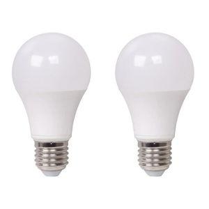 ampoule e27 60w achat vente ampoule e27 60w pas cher cdiscount. Black Bedroom Furniture Sets. Home Design Ideas