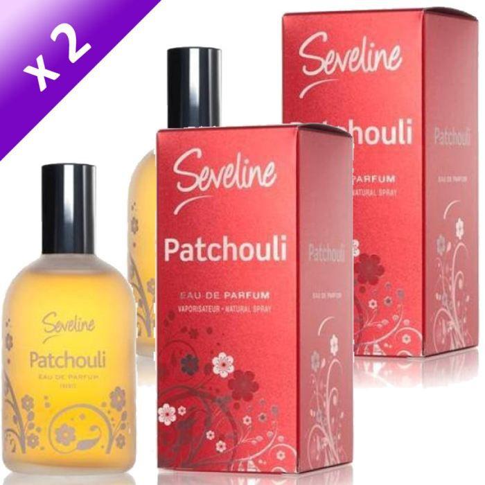 Toilette Seveline Eau 100mlx2Achat Vente Patchouli De ymNOn0wv8