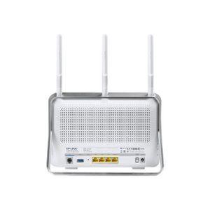 TP-LINK Modem Routeur VDSL2 Gigabit WiFi double ba