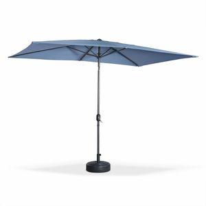 parasol rectangulaire 3x2 achat vente pas cher. Black Bedroom Furniture Sets. Home Design Ideas
