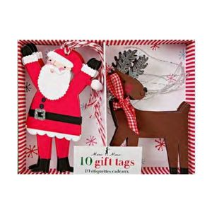 USTENSILES DECORATION  Étiquettes de Noël