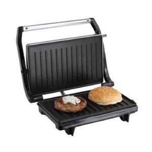 GRILL ÉLECTRIQUE Compact Gril viande/panini