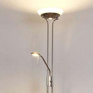 LAMPADAIRE Lampenwelt lampadaire LED à intensité variable pou