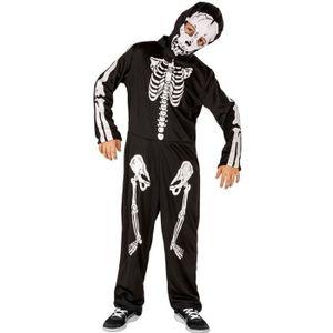DÉGUISEMENT - PANOPLIE Déguisement Enfant Garçon de Squelette, Costume +
