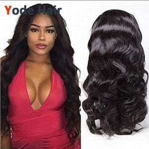 perruque indienne femme lace front wig body