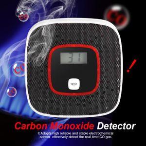 DÉTECTEUR DE FUMÉE Détecteur de monoxyde de carbone pour la sécurité