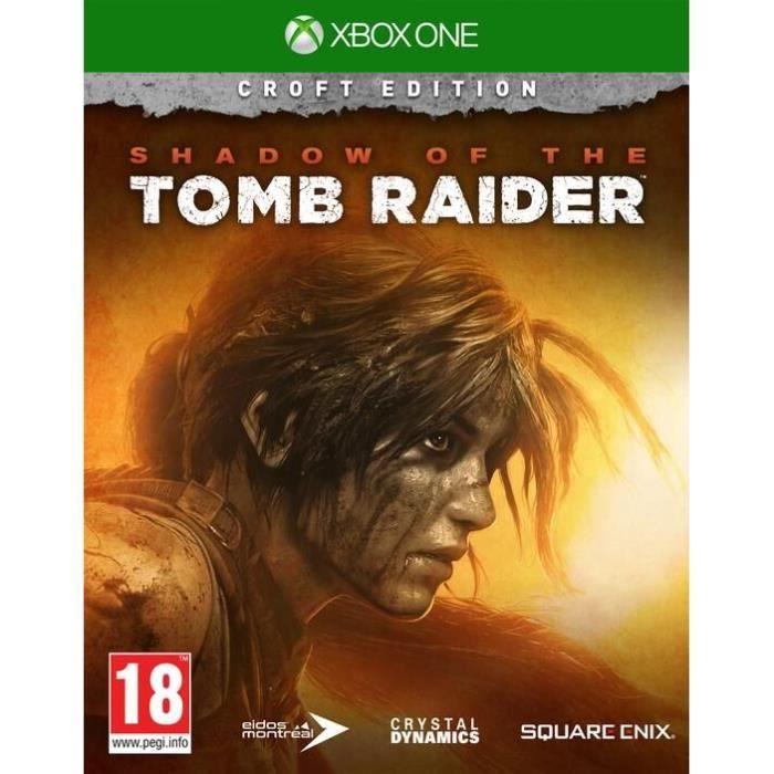 Shadow of the Tomb Raider: Digital Croft Edition (Après Lancement) Jeu Xbox One à télécharger