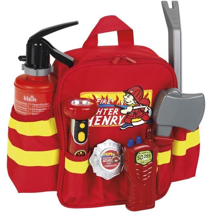 FIRE FIGHTER HENRY - Sac à Dos et Accessoires - Pompier