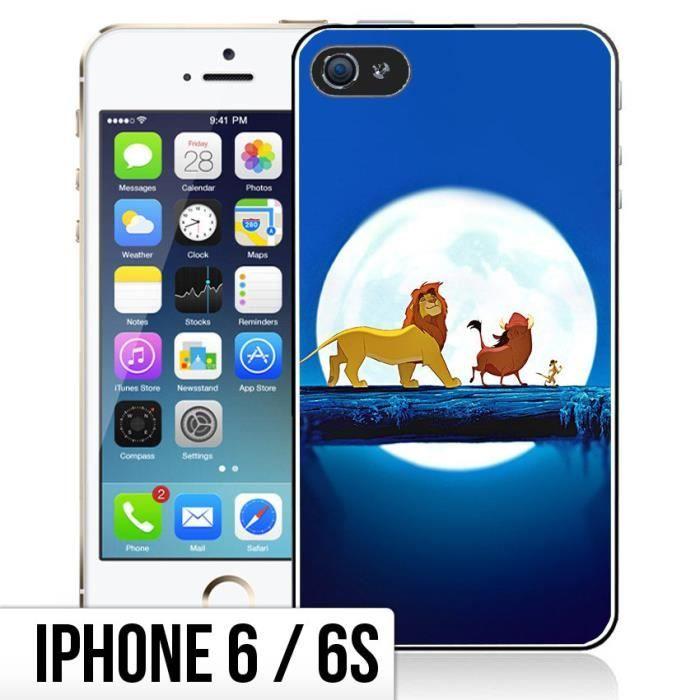 coque iphone 6 plus roi lion