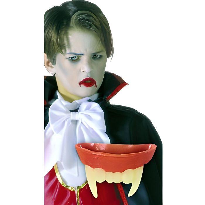 Dent de vampire achat vente jeux et jouets pas chers - Maquillage vampire enfant ...