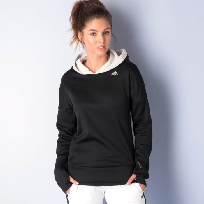 pull adidas femme achat vente pull adidas femme pas cher cdiscount. Black Bedroom Furniture Sets. Home Design Ideas