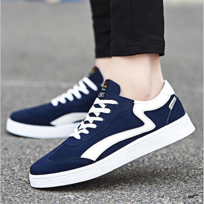 0427d8dcd46dd1 Homme Sneaker Nouvelle Mode Chaussures pour hommes Meilleure Qualité ...