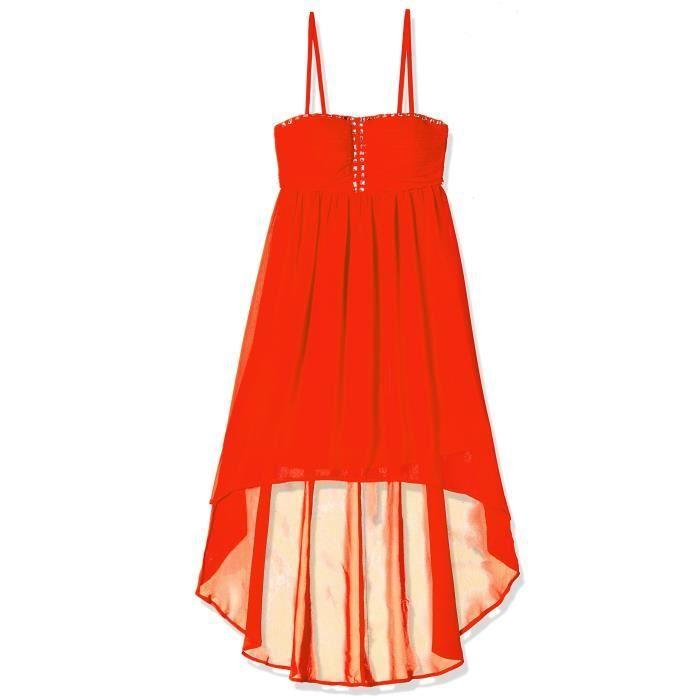 Vero Moda robe une ligne de femmes N6L6A Taille-34