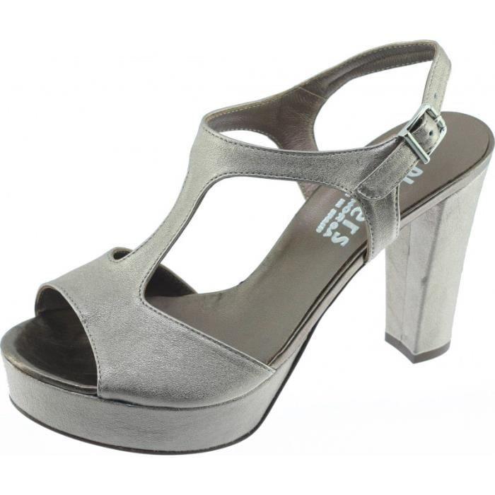 Sandale Et Chaussures Palmera Cala Haut Plateforme Femme Talon PkXuOZTwi
